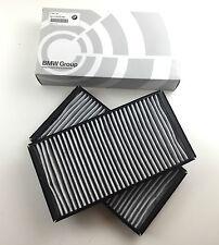 2 x Aktivkohlefilter Set / Satz Original BMW 64 11 9 272 643 7er E65 E66 E67