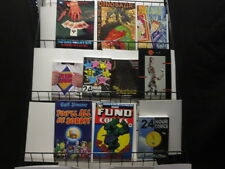 THE VERY INDEPENDENT INDIE GRAPHIC NOVEL LOT F-VF 10 diff