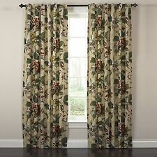 """Waverly Laurel Springs Lined Panel Pair Curtain,100""""-Inch Wide x 84-Inch Long"""