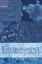 The Environment: Between Theory and Practice by de-Shalit, Avner