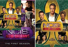 BRAND NEW SEALED NCIS: New Orleans Complete Seasons 1-2 1 2 ONE TWO FIRST (DVD)