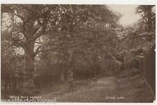 Shirley, Bridle Path, Surrey C.H. Price RP Postcard, B459