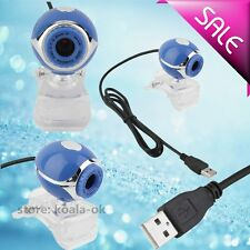 USB 50MP HD Webcam Web Cam Camera without MIC for Computer PC Laptop Desktop OY
