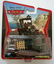 Disney Pixar Cars GALLOPING GEARGRINDER Uk Muy Raro!!!