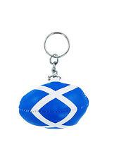 llaveros coche moto keychain key chain bandera Balón de Rugby Escocia Camiesta