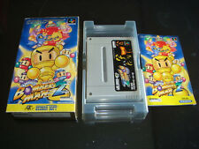 Super Bomber Man 2 Nintendo Super Famicom Japan