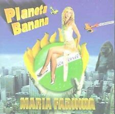 Farinha, Maria-Planeta Banana CD NEW