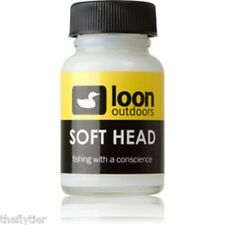 Loon Outdoors Soft Head -- Fly Tying Cement Glue