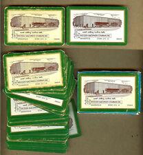 Vintage ERICKSON Machine Tools, Minneapolis MN,Story City Iowa IA,Omaha NE Cards