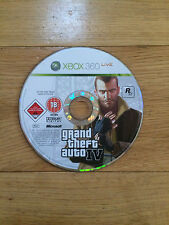 Grand Theft Auto IV (GTA 4) for Xbox 360 *Disc Only*