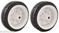 (2) Original Craftsman Drive Wheels Compatible With 407755X427, 583743501
