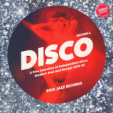 Soul Jazz Records Presents - Disco: A Fine Se (Vinyl 2LP - 2014 - UK - Original)