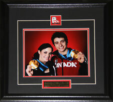Tessa Virtue & Scott Moir Team Canada Gold Medal 8x10 frame