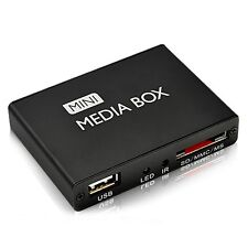 Digital Media Player for TV - HDMI, USB, SD, AV