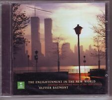 OLIVIER BAUMONT CD NEW ENLIGHTENMENT IN THE NEW WORLD