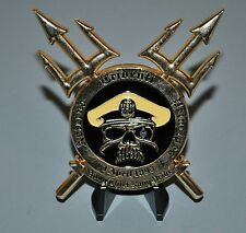 USN Navy VP-26 Patrol Squadron 26 CPO Chief Petty Officer's Mess Challenge Coin