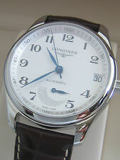 LONGINES WATCH MASTER COLLECTION AUTOMATIC L2.666.4.78.5 BNIB GENUINE WARRANTY
