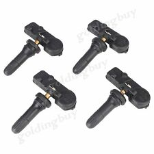 4 PCS Black Ford 9L3T1A180AE Car Tire Pressure Monitoring Sensor Brand NEW