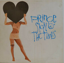 "PRINCE - SIGN THE TIMES 12"" LP (W 629)"