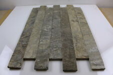 Wild Forest Split Face Quartzite Split Face Strip 600 x 60 ( sample ) wall