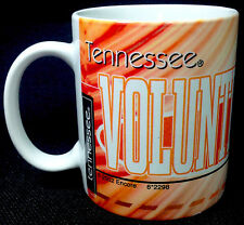 Tennessee Volunteers Mug Orange Encore Officially Licensed Collegiate Product