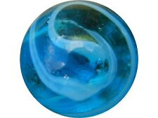 """10 x """"OXYGEN"""" 16mm (5/8"""") GAME PLAY MARBLES - NEW"""