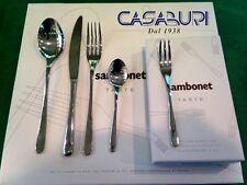 Sambonet Taste Servizio Posate 24 Pz+ 6 Forchette Dolce