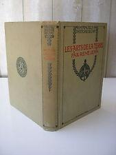 CERAMIQUE / René Jean : les arts de la terre 198 gravures 3 cartes Laurens 1911