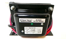 New Quick Charge Corp. OBAE 12V/10A On Board Battery Charger 117/60 HZ AC Amps 2