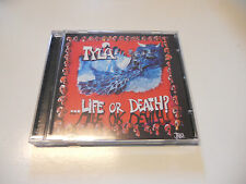 "Tyla ""... Life or death ?"" 2002 rare cd  king Outlaw"
