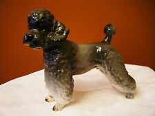 Poodle Grey  H6659 Lefton/ Goebel