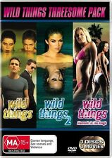 Wild Things 1 2 3 Diamonds in the Rough * NEW 3-DVD *