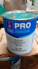 Sherwin Williams Pro Industrial DTM Waterbase Acrylic Safety Yellow Paint 40 gal