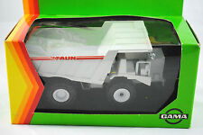 GAMA Old 9408 FAUN K22.2 Dumper Tipper Truck with Rear Tipper Made in Germany