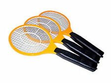 3 x ELECTRIC BUG ZAPPER ELECTRONIC FLY INSECT WASP KILLER SWATTER SWAT BRAND NEW