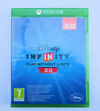 Infini De Disney 2.0 un jeu XBox Cd-rom neuf scellé inclus livre d'instruction