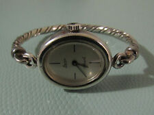 Vintage Quinn Scheurle 925 sterling silver Germany watch wristwatch LADIE