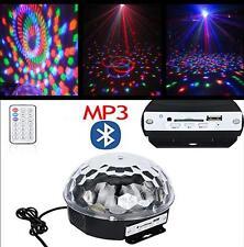 Party Lichteffekte Disco Kugel LED Magic Ball Lampen Bühnenlicht Laser Bluetooth
