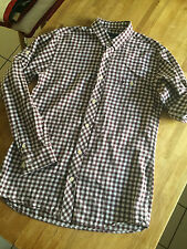 FRED PERRY SHIRT - SIZE Small