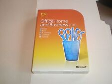 Microsoft  Office Home and Business 2010 - GENUINE KEY SYSTEM BUILDERS