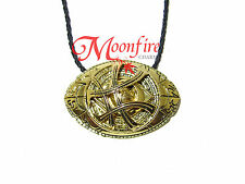 DOCTOR STRANGE EYE OF AGAMOTTO MOVIE INTRICATE PENDANT NECKLACE BEST QUALITY!!!