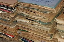 JOBLOT Collection 50x 78rpm Gramophone Records 78s (Mixed Genre & Label) BUNDLE