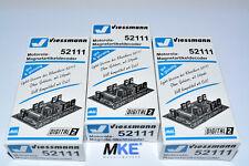 Viessmann 3 Stück 52111 Digital - Decoder (K83) Sparpack, Set NEU in OVP (5211)