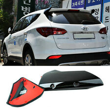 Painted Rear Roof Side Wing Spoiler 1Set 2pcs For Hyundai SantaFe DM 2013+