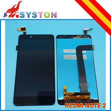 PANTALLA COMPLETA LCD+ TACTIL Xiaomi Hongmi Redmi Note 2 Negro Negra