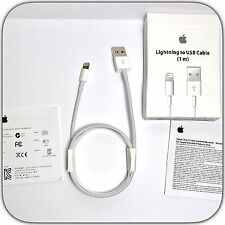 Qualità autentica Apple Lightning synccharger Cavo Per iPhone 7 6 5 iPad iPod se