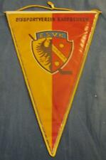 ESV KAUFBEUREN GERMANY ICE HOCKEY CLUB LARGE OFFICIAL PENNANT 35x26CM OLD
