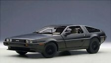 DeLorean DMC 12 (matt black) 1981