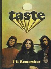 Taste - I'll Remember: A Box of Taste [New CD] Boxed Set
