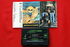 NECROPHOBIA IMPOTENCE BY SICKNESS 1992 MEGA RARE EXYUG CASSETTE TAPE DEATH METAL